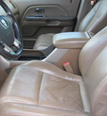 honda pilot 2004 tan suv ex gasoline 6 cylinders all whee drive automatic 33884