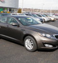 kia optima 2012 metal bronze sedan lx gasoline 4 cylinders front wheel drive automatic 19153