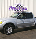 ford explorer sport trac 2002 silver birch suv value gasoline 6 cylinders 4 wheel drive automatic 80905