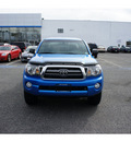 toyota tacoma 2010 speedway blue v6 trd off road gasoline 6 cylinders 4 wheel drive automatic 07712
