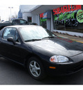 honda civic del sol 1997 new black si gasoline 4 cylinders front wheel drive automatic 07701