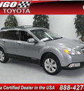 subaru outback 2011 silver wagon 3 6r limited gasoline 6 cylinders all whee drive automatic 91731