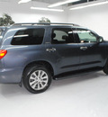 toyota sequoia 2010 gray suv limited gasoline 8 cylinders 2 wheel drive automatic 91731