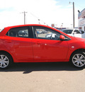 mazda mazda2 2011 red sedan sport gasoline 4 cylinders front wheel drive automatic 80911