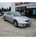 honda civic 2005 satin silver coupe ex special edition gasoline 4 cylinders front wheel drive 4 speed automatic 07724