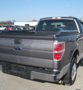 ford f 150 2009 dk  gray xlt gasoline 8 cylinders 2 wheel drive automatic with overdrive 62863