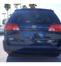 toyota sienna 2005 blue van ce 7 passenger gasoline 6 cylinders front wheel drive automatic 33157