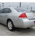 chevrolet impala 2006 silver sedan ltz gasoline 6 cylinders front wheel drive 4 speed automatic 77090