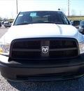ram ram pickup 1500 2012 white st flex fuel 8 cylinders 4 wheel drive automatic 44024