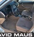 honda civic 2003 light blue sedan hybrid hybrid 4 cylinders dohc front wheel drive automatic 32771