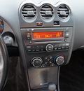 nissan altima 2009 black sedan s gasoline 4 cylinders front wheel drive automatic 98371