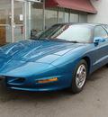 pontiac firebird 1994 teal hatchback base gasoline v6 rear wheel drive automatic 60411
