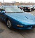 pontiac firebird 1994 teal hatchback base gasoline v6 rear wheel drive automatic 60411