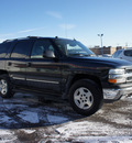 chevrolet tahoe 2004 black suv lt flex fuel 8 cylinders 4 wheel drive automatic 60411