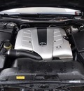 lexus ls 430 2001 black sedan gasoline 8 cylinders rear wheel drive automatic 60411