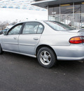 chevrolet malibu 1998 silver sedan gasoline v6 front wheel drive automatic 60411