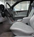 mercedes benz e class 1996 silver sedan e300d diesel 6 cylinders rear wheel drive automatic 60411