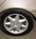 mercedes benz c class 2002 silver wagon c320 gasoline 6 cylinders rear wheel drive automatic 60411