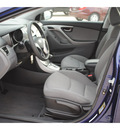 hyundai elantra 2011 blue sedan gls gasoline 4 cylinders front wheel drive autostick 77065