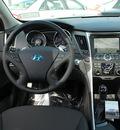 hyundai sonata 2012 dk  red sedan se gasoline 4 cylinders front wheel drive automatic 94010