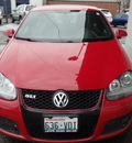 volkswagen jetta 2006 red sedan gli gasoline 4 cylinders front wheel drive automatic 98674
