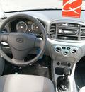 hyundai accent 2009 dark sapphire blue sedan gls gasoline 4 cylinders front wheel drive 5 speed manual 80905
