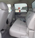 gmc sierra 1500 2012 lt  gray slt flex fuel 8 cylinders 4 wheel drive automatic with overdrive 28557