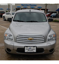 chevrolet hhr 2008 silver wagon ls gasoline 4 cylinders front wheel drive automatic 77065