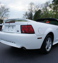 ford mustang 2000 white gt gasoline v8 rear wheel drive automatic 27330