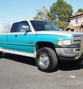 dodge ram pickup 2500 1997 bright jade metalli slt 4x4 5 9 cummings 5 speed diesel 6 cylinders 4 wheel drive 5 speed manual 80012