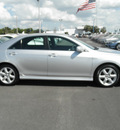 toyota camry 2009 silver sedan se v6 gasoline 6 cylinders front wheel drive automatic 34788