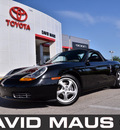 porsche boxster 2000 black gasoline 6 cylinders rear wheel drive automatic 32771