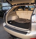 lexus rx 350 2008 gold suv awd gasoline 6 cylinders all whee drive 5 speed automatic 60411