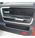 mitsubishi raider 2009 red ls gasoline 6 cylinders 2 wheel drive automatic 77388