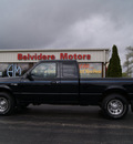 ford ranger 1998 black gasoline v6 rear wheel drive automatic 61008