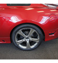 ford mustang 2011 red candy coupe sms 302 4v 24 gasoline 8 cylinders rear wheel drive 6 speed manual 07724