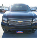chevrolet tahoe 2012 black suv ls flex fuel 8 cylinders 2 wheel drive 6 spd auto,elec cntlled t 77090