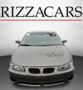 pontiac grand prix 2000 brown sedan gtp gasoline v6 front wheel drive automatic with overdrive 60546