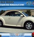 volkswagen beetle 2005 beige gls gasoline 4 cylinders front wheel drive automatic 32901