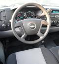 chevrolet silverado 1500 2008 blue pickup truck work truck gasoline 6 cylinders 4 wheel drive automatic 60915