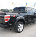ford f 150 2009 black fx4 flex fuel 8 cylinders 4 wheel drive automatic 77388