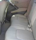nissan murano 2009 silver suv sl gasoline 6 cylinders all whee drive automatic 33884
