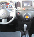 nissan cube 2012 gun metallic suv sl gasoline 4 cylinders front wheel drive automatic 33884