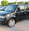 nissan cube 2012 black suv sl gasoline 4 cylinders front wheel drive automatic 33884