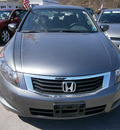 honda accord 2010 gray sedan lx gasoline 4 cylinders front wheel drive 5 speed manual 13502