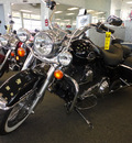 harley davidson flhrc 2009 black road king classic 2 cylinders 5 speed 45342