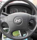 hyundai elantra 2006 black sedan gasoline 4 cylinders front wheel drive not specified 43228