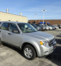 ford escape 2012 silver suv xls gasoline 4 cylinders front wheel drive automatic with overdrive 60546