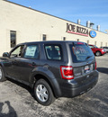 ford escape 2012 gray suv xls gasoline 4 cylinders front wheel drive automatic with overdrive 60546
