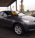mazda cx 7 2008 gray suv sport gasoline 4 cylinders automatic 92653